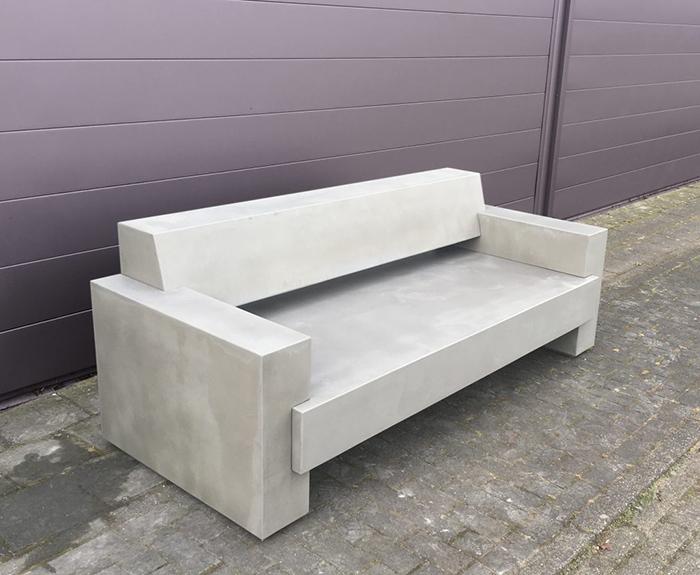 BLOOK betonnen bank