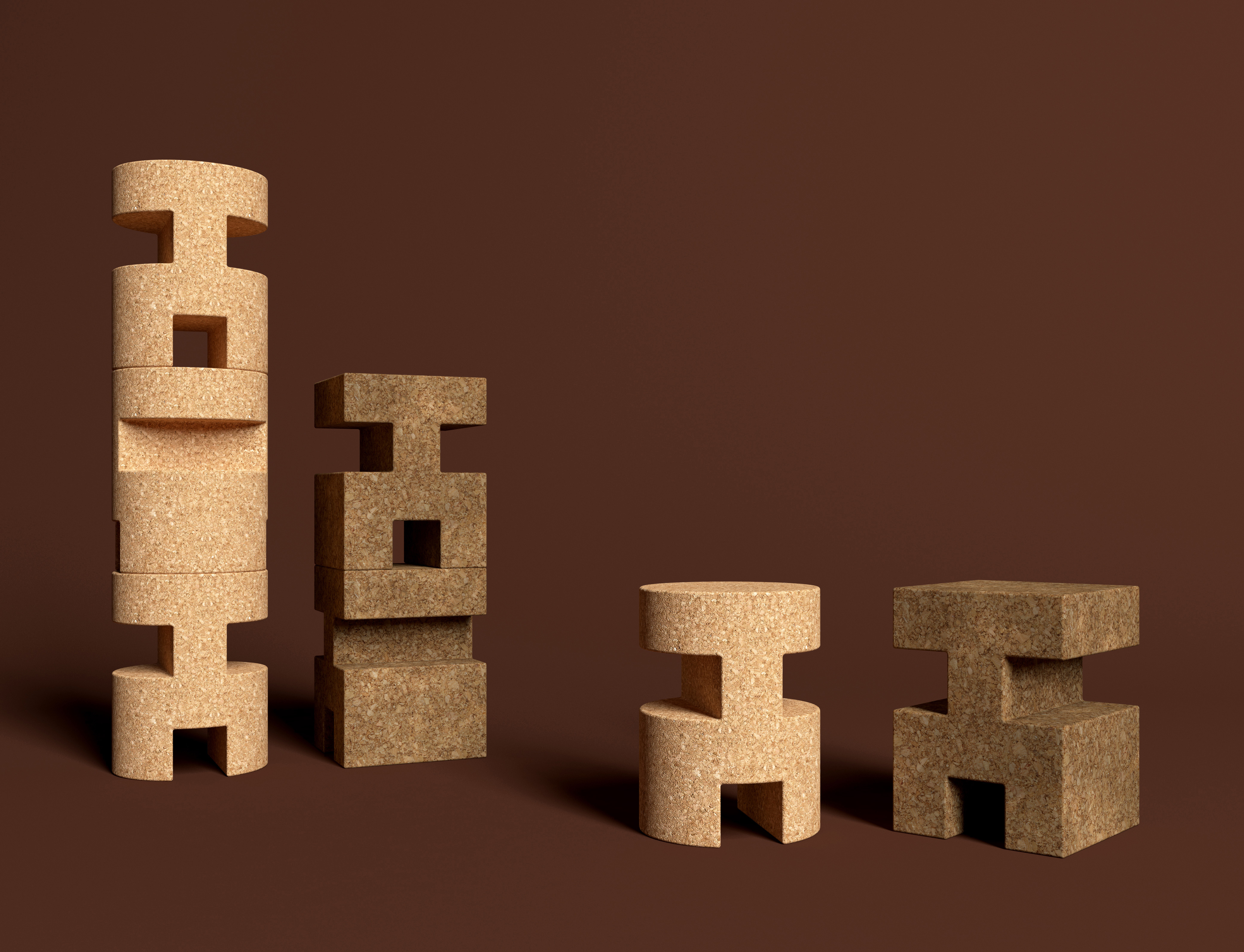 CUBY CYLO cork by Gerard de Hoop