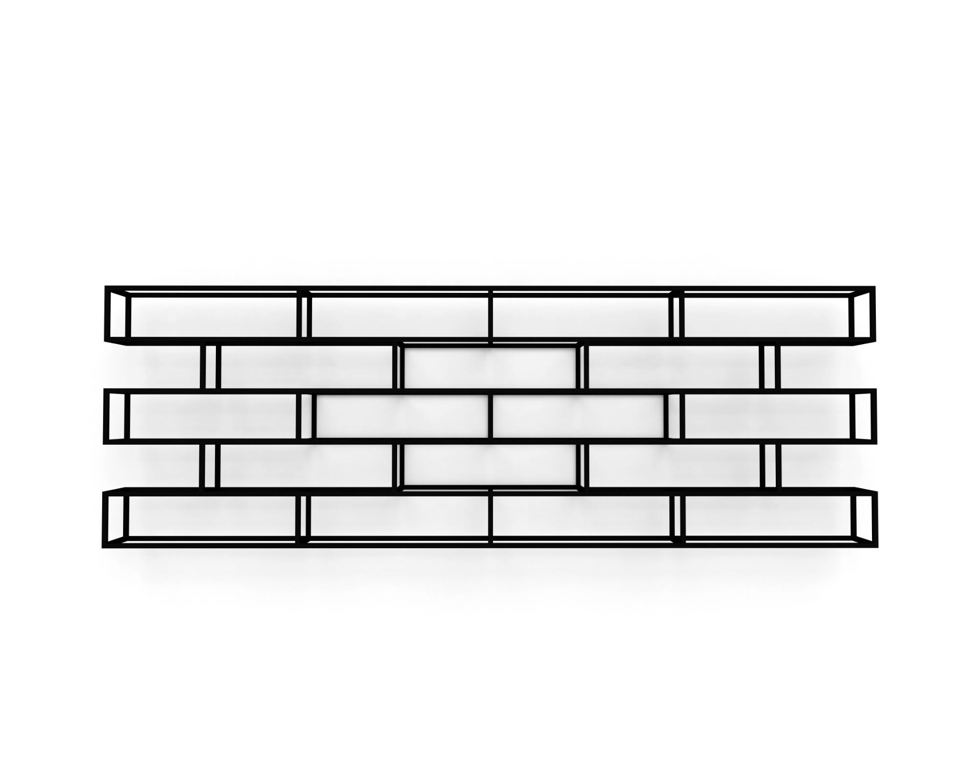 BRICKS wall by Gerard de Hoop 03 1
