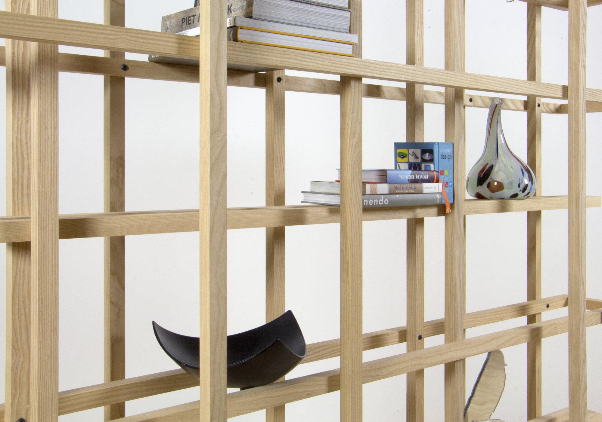 Frames houten frames kast