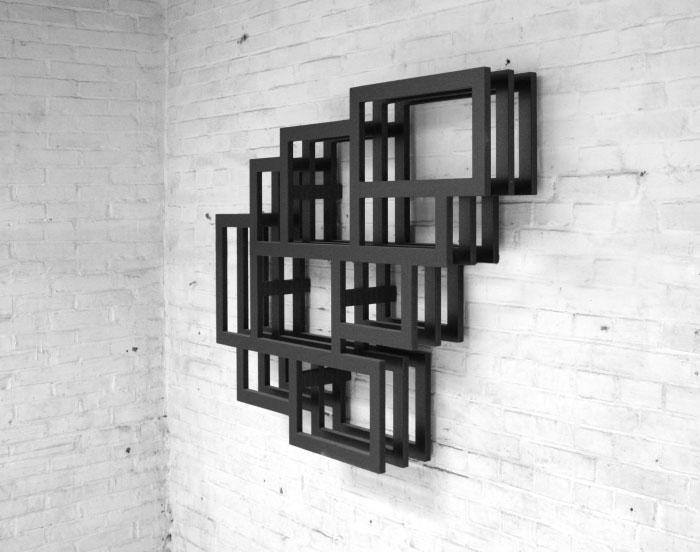 FRAMES-wall-by Gerard de Hoop