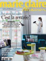Marie Claire Maison (France) Octobre 2015 - VINCENT