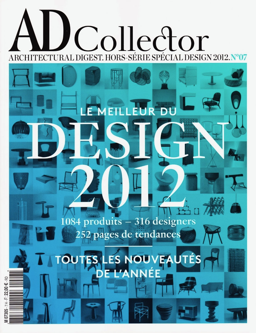 AD Collector (France) 2012 - STICKS