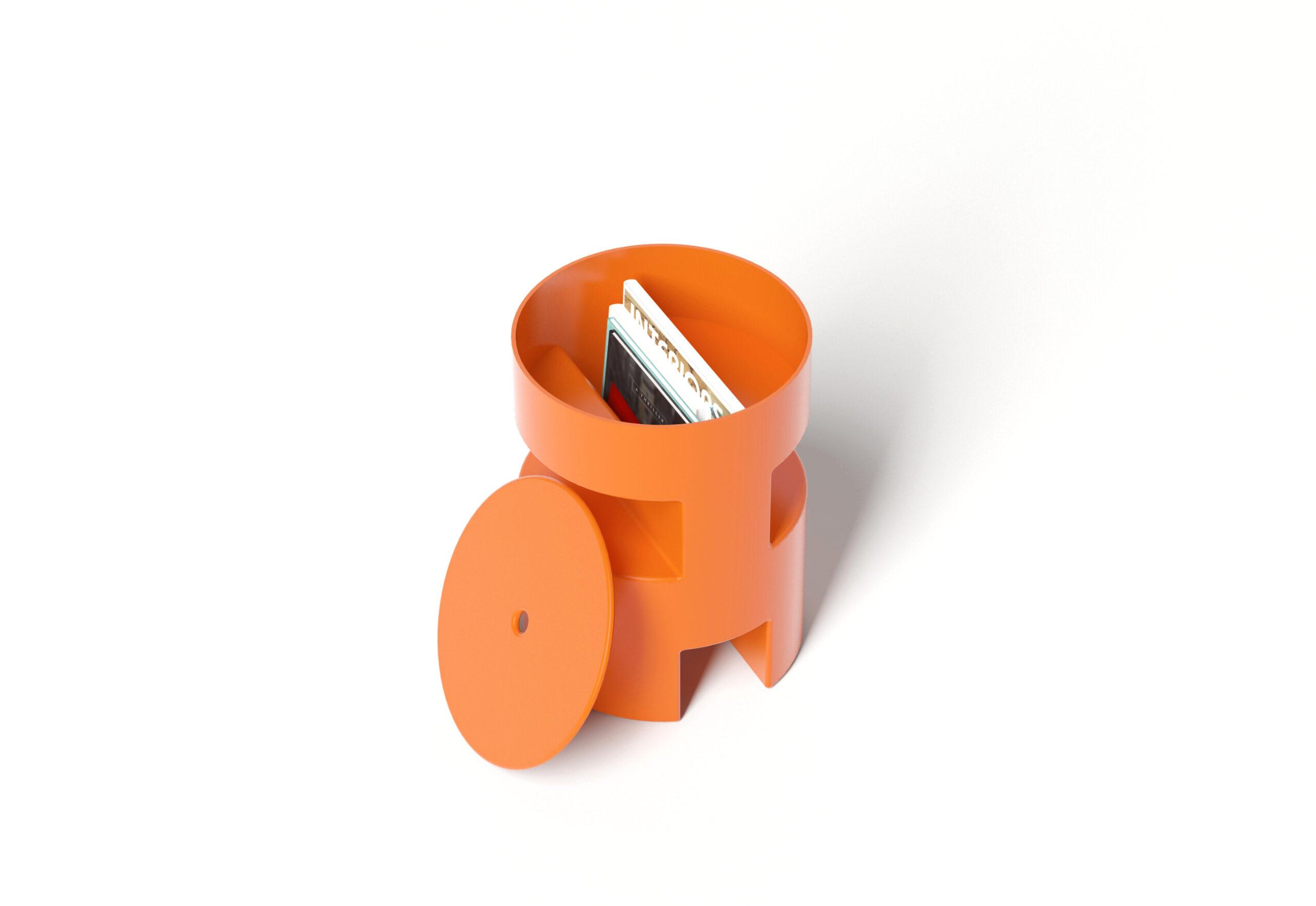 CYLO orange scaled